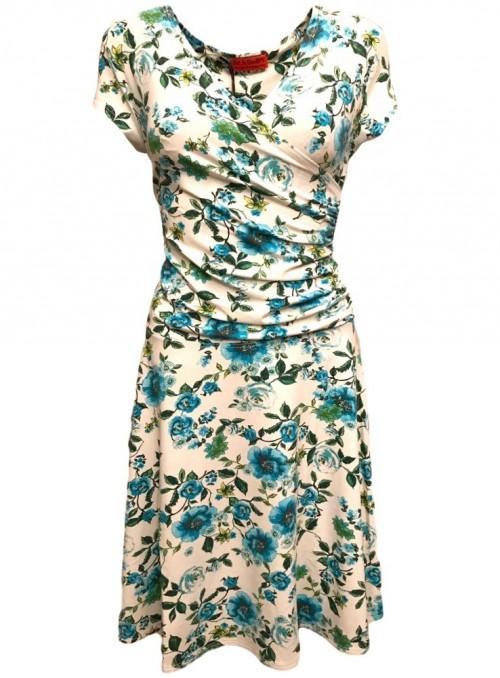 Dot & Doodle's kjole Bella Prima Turkis