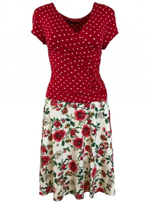 Dot & Doodle's kjole BellaP Hotprima