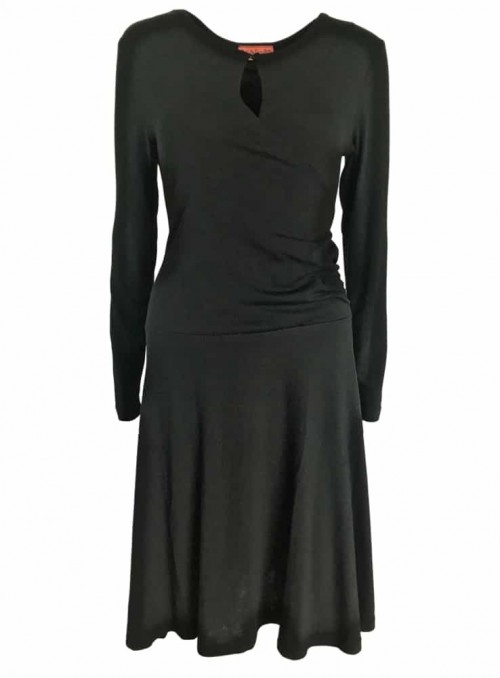 Dot & Doodle's kjole Mirabella Lana Black