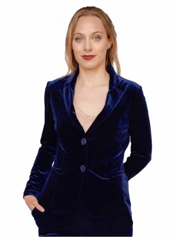 Louisa Vela Blue Vejl.1199