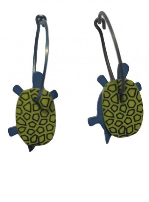 Øreringe skildpadde