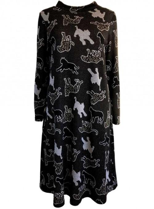 Kjole Inga Jaguar fra Dot & Doodle's