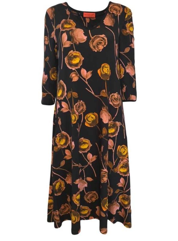 Dot & Doodle's kjole Lassie Ascot black