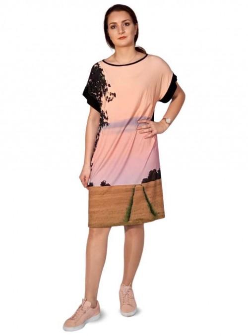 Dot & Doodle's kjole Kitty Field