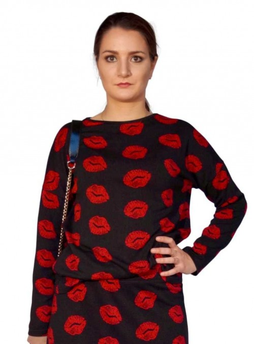 Dot & Doodle's sweater Becky Kiss