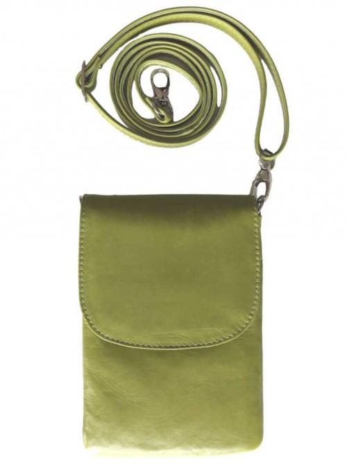 Mobil-taske i limegrøn, Skagen fra Cosy Style