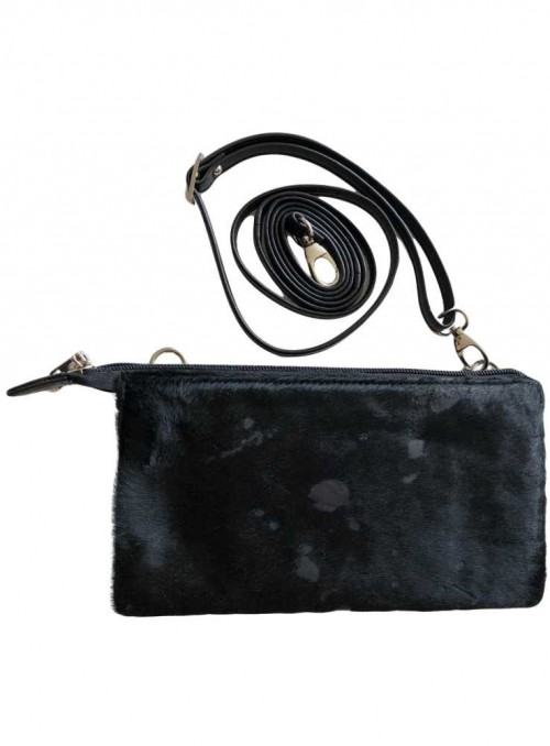 Clutch med pels Barcelona fra Cosy Style