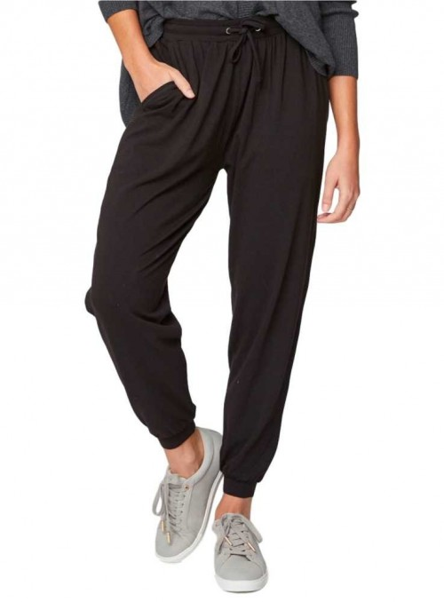Sweat pants / yoga bambus-bukser Emerson fra Thought