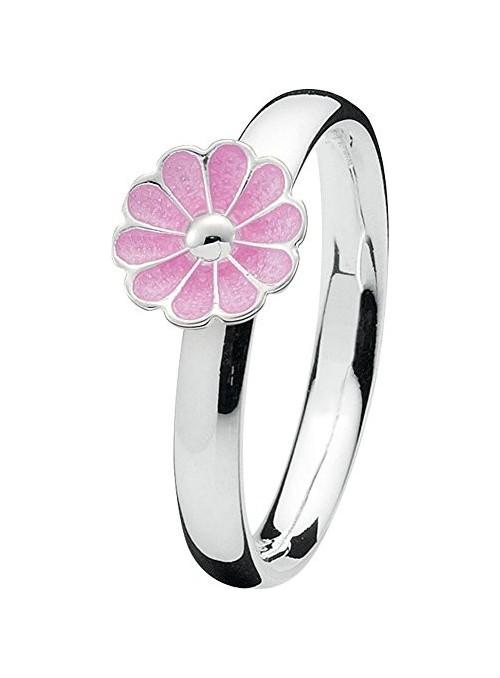 Spinning ring Blossom Sølv