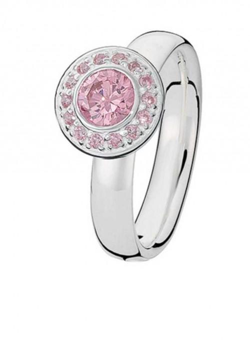 Spinning ring Glamour Sølv