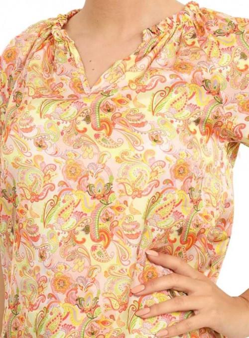 Silke Bluse Paisley fra Copenhagen Luxe