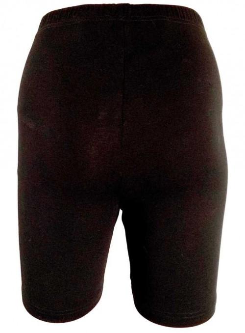 Bambus skånebukser, inder-shorts sort fra Festival