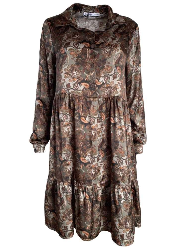 størrelse 7 nyt produkt det seneste copenhagen luxe a kjole