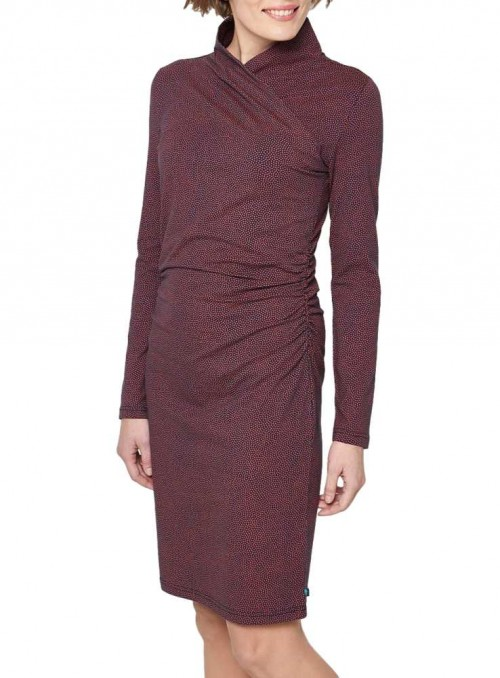 Økologisk kjole GOTS Alsafi fra Tranquillo