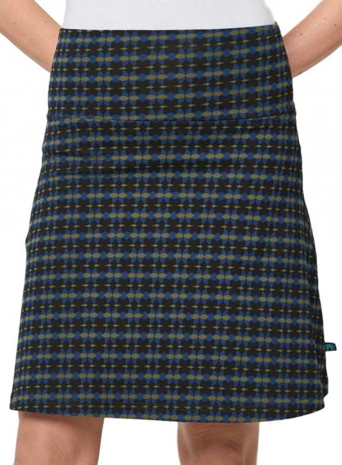 Str. S & L Økologisk nederdel GOTS Camilla fra Tranquillo