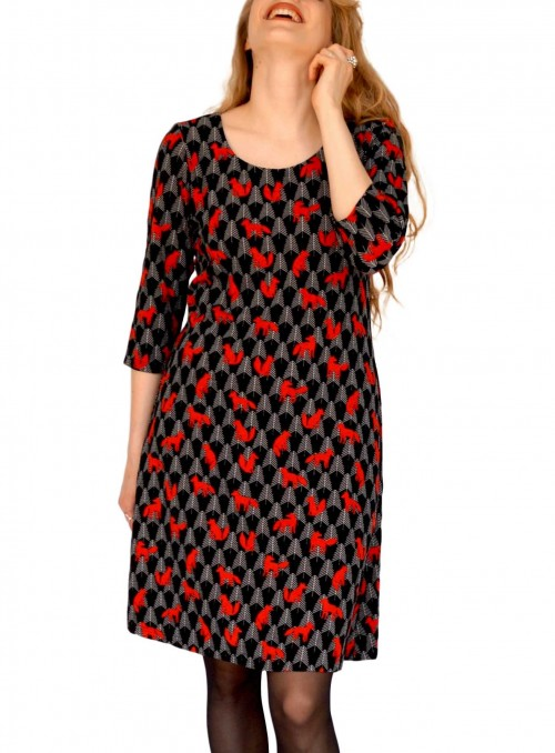 Dress Catja Foxwood