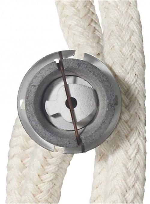 Keramisk brænder med væge til luftrensende lamper fra Maison Berger