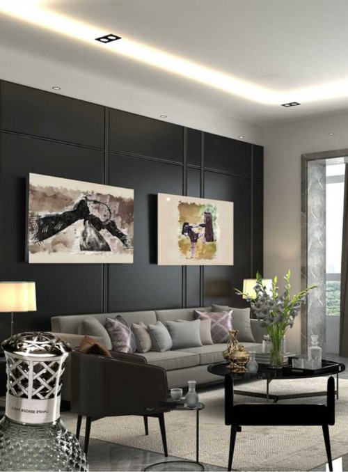 Luftrenser eller duftlampe Maison Berger Originelle Noir