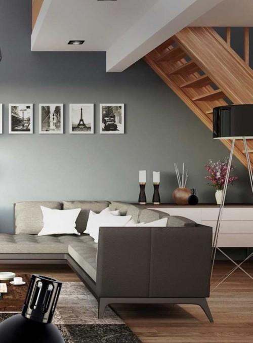 Luftrensende lampe Boule Noir med eller uden duft Lampe Maison Berger