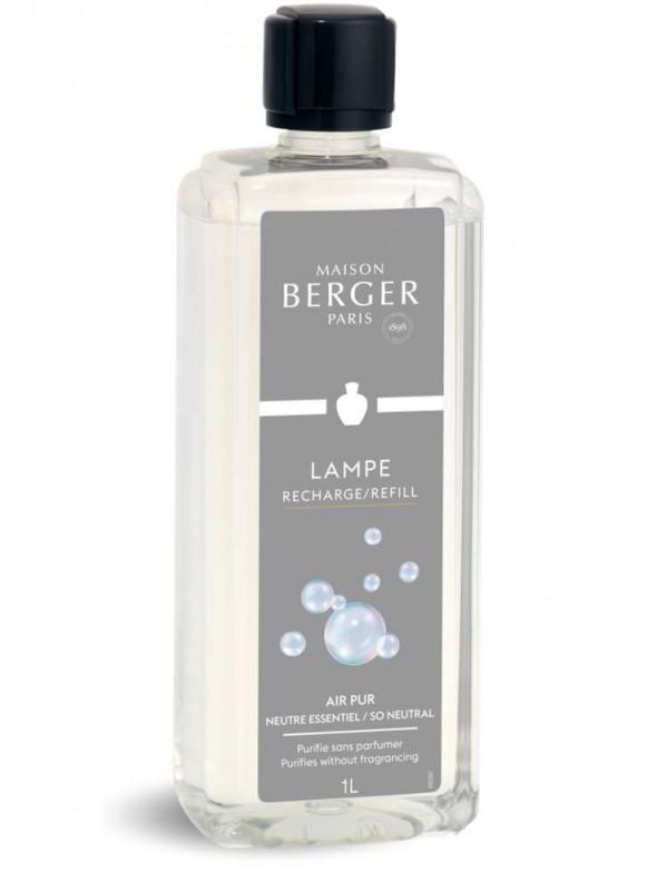 1 L. Refill Neutral luftrensende olie til Maison Berger luftrenser lampe
