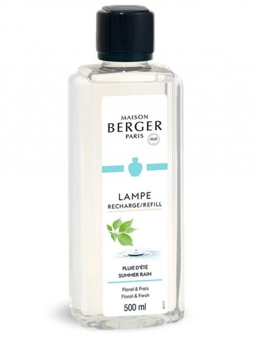 500 ml. Sommer Regn æterisk olie til Maison Berger luftrenser lampe