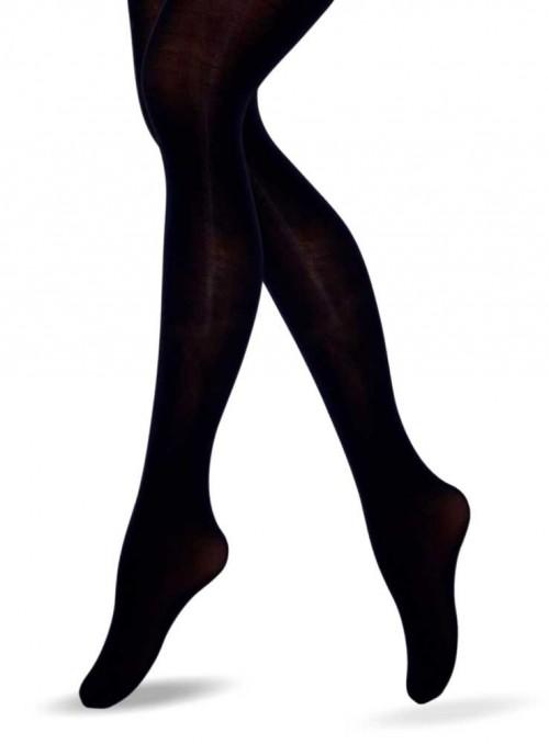Strømpebukser Lucy Legs sort 3D fra Dot & Doodle's