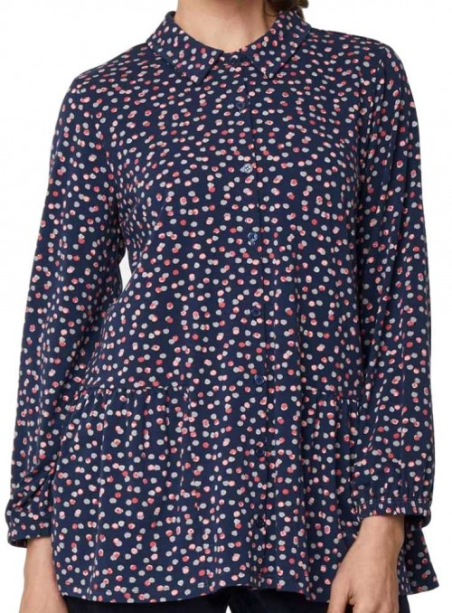 Bambus bluse Luccia, Thought