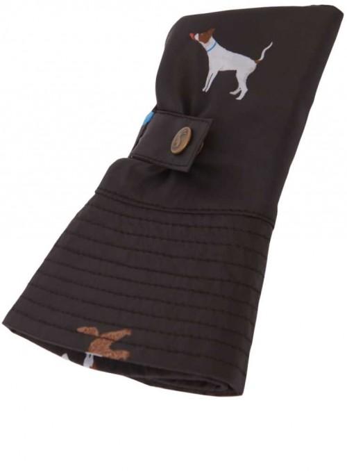 Regnhat foldbar Rainyday med hunde