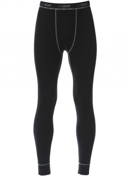 Bambus/merinould baselayer lange underbukser herre, ski-undertøj