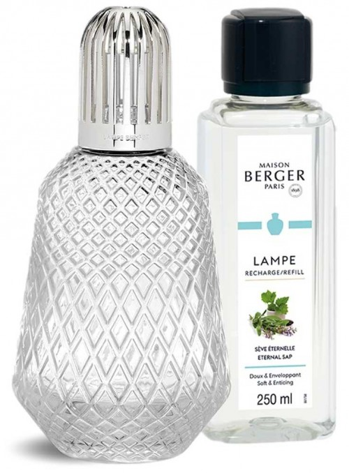 Startsæt luftrensende Maison Berger lampe Matali duftlampe