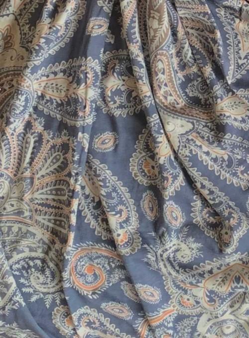 Pyjamas-top af bambus-jersey med stropper