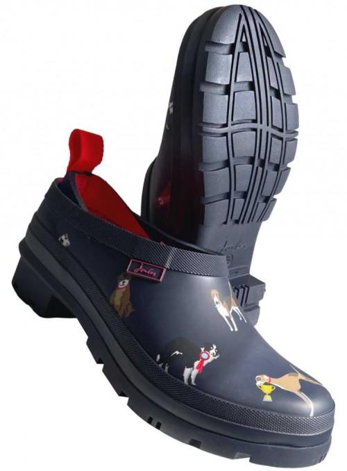 Gummistøvle-sko Pop On fra Joules
